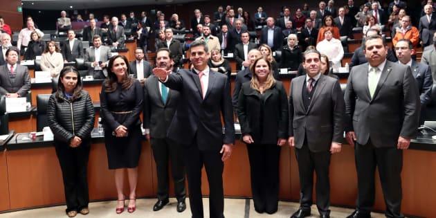 Nuevo fiscal cerró el caso Pemexgate