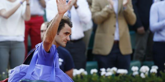 Roger Federer ne jouera pas Roland Garros