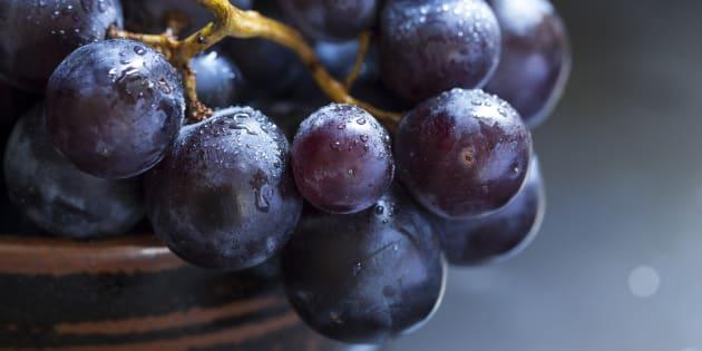 Le raisin et les clémentines parmi les fruits les plus contaminés par les pesticides.