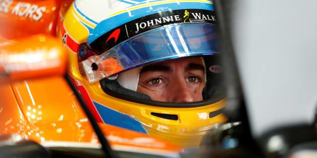 En prévision de la prochaine saison en F1, avec quelle équipe verra- t-on Alonso en 2018?