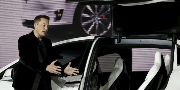 Tesla vaut maintenant plus que Ford, tout un symbole