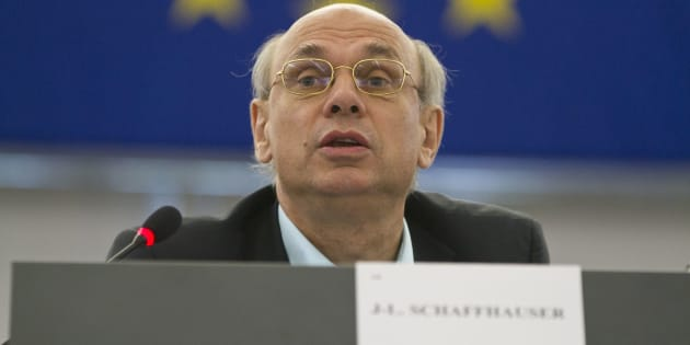 L'eurodéputé FN Jean-Luc Schaffhauser porte plainte après la clôture de son compte personnel par la Société générale