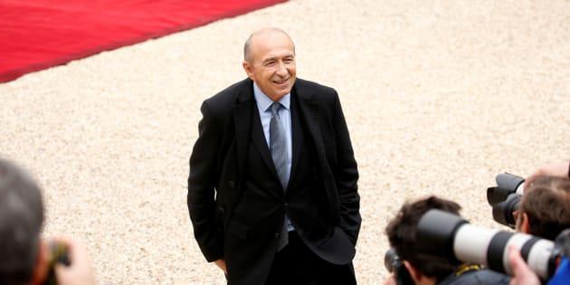 Gérard Collomb, le nouveau ministre de l\'Intérieur du gouvernement ...