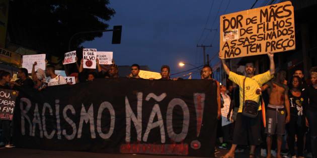No Brasil, ao menos 92% da população acredita que o racismo existe, mas que somente 1,3% dela se declara racista.