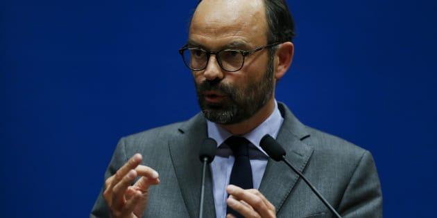 Edouard Philippe, maire du Havre, est le nouveau premier ministre.