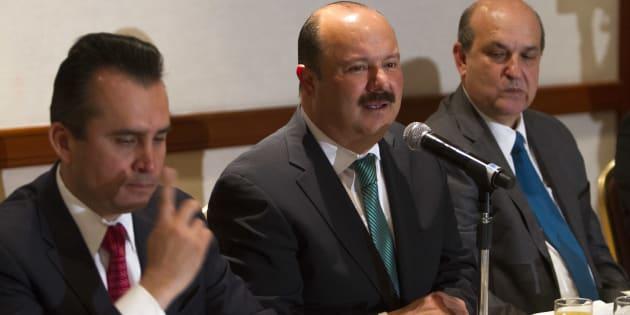 Arrestan a cómplice de César Duarte