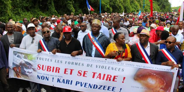 Annick Girardin arrive à Mayotte pour tenter de sortir de la crise, après trois semaines de mobilisation,