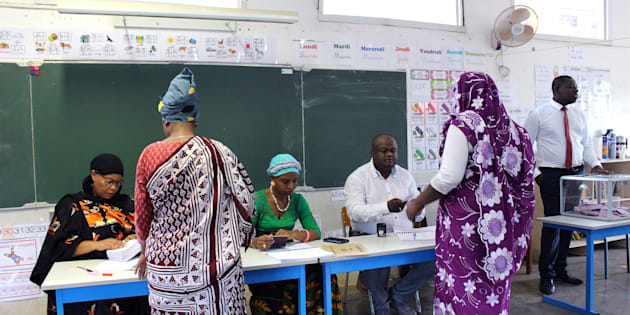 Législatives partielles à Mayotte: L'ex-candidate de La République en Marche devance Les Républicains au 1er tour