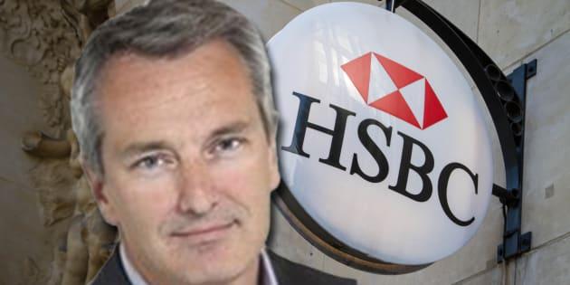 Qui est Thomas Vandeville, le patron de la banque HSBC mis en cause par Marine Le Pen