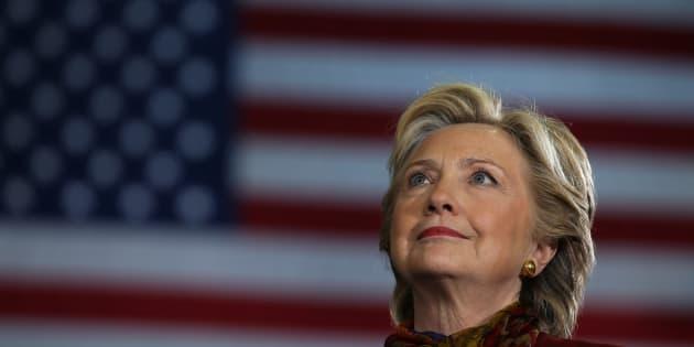 Hillary Clinton (illustration)