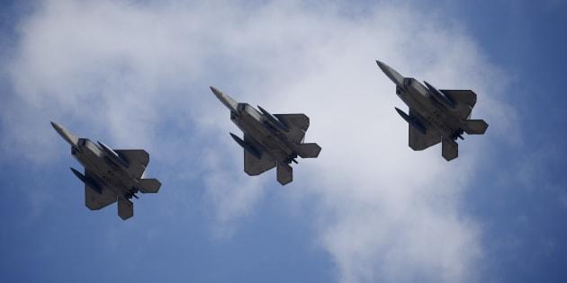 Trump envoie des bombardiers survoler la côte nord-coréenne (Image d'illustration)
