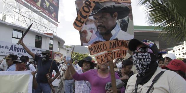 Entre 8 y 12 muertos deja enfrentamiento en Acapulco