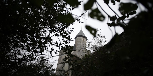 Le château de Tancarville en Normandie, au centre d'investissements immobiliers de footballeurs professionnels.