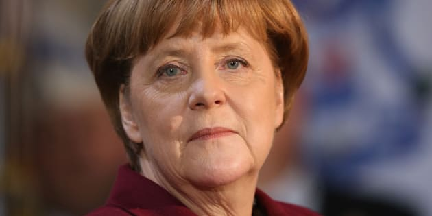 "In a speech Monday, German Chancellor Angela Merkel said the rise of populism wouldn't get the world ""anywhere."""
