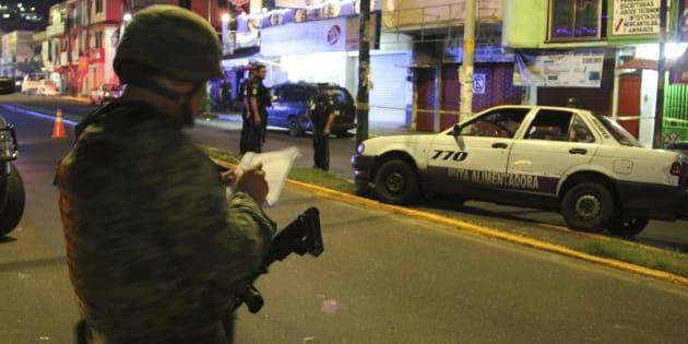 Guerrero es uno de los estados más violentos del país, tiene una tasa de 71 homicidios por cada 100 mil habitantes.