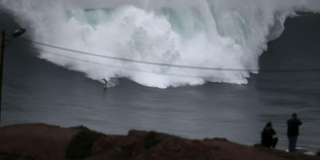 La plus haute vague du monde a été enregistrée entre l'Islande et le Royaume-Uni (photo d'illustration)