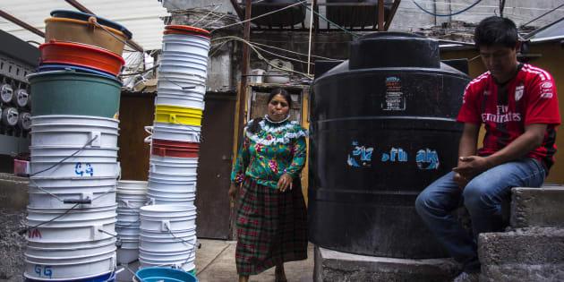 La Comisión Nacional del Agua decidió ajustar de 4 a 3 días el corte de suministro de agua en Ciudad de México.