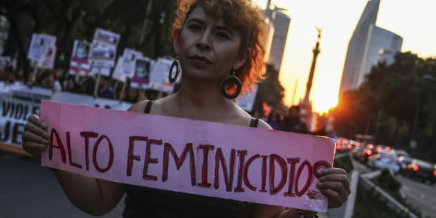 Feminicidios son culpa del estado que normaliza la violencia: AI