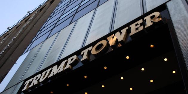 Le Pentagone veut louer des locaux dans la Trump Tower (et Trump va en profiter)