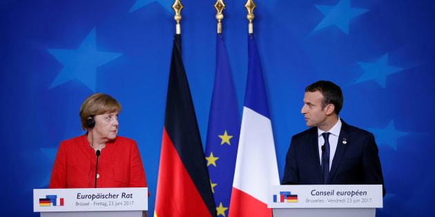 Face à l'axe franco-allemand ressoudé, la résistance s'organise en Europe de l'Est