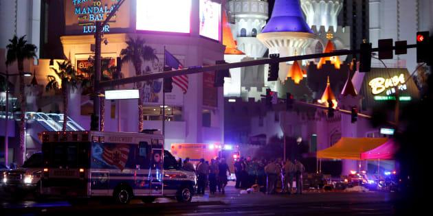 Ce que l'on sait sur l'auteur de la fusillade à Las Vegas.