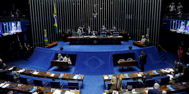 Salário de ministro passa a ser R$ 39,3 mil.