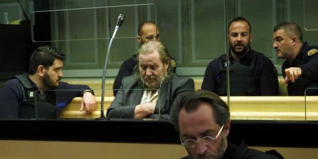 """Jacques Rançon, """"le tueur de la gare de Perpignan"""", condamné à perpétuité assortie de 22 ans de sûreté"""
