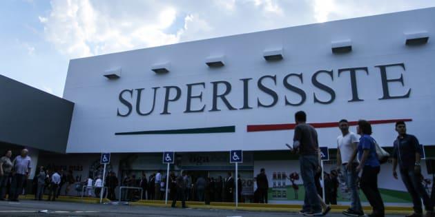 Una tienda Super ISSSTE en Ciudad de México, el 12 de abril de 2016.