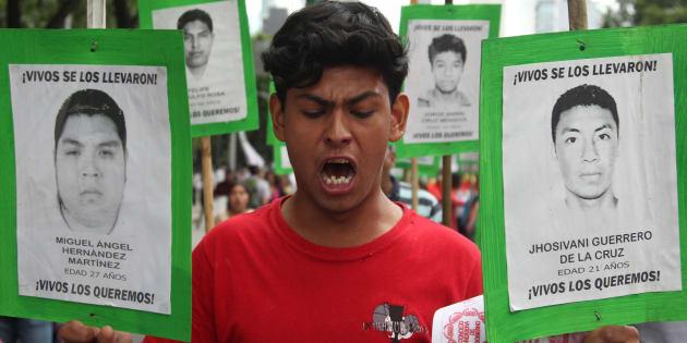 Habrían sido hasta 60 no 43, los desaparecidos en Ayotzinapa