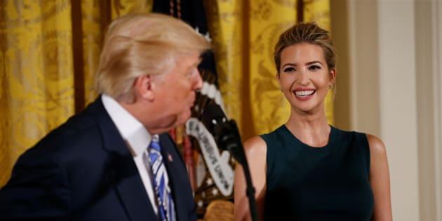 """Ivanka Trump ambassadrice des États-Unis à l'Onu? Ç'aurait été de la """"dynamite"""" pour son père..."""