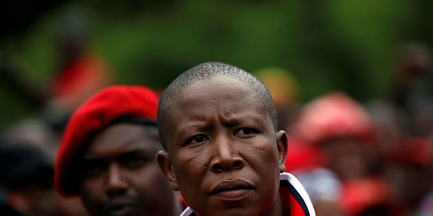Malema back in court for 'land grab' case
