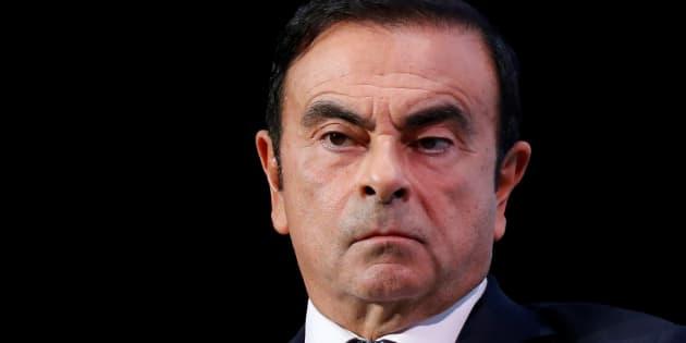 Carlos Ghosn, ici le 1er octobre à Paris, a vu une nouvelle demande de libération sous caution rejetée.
