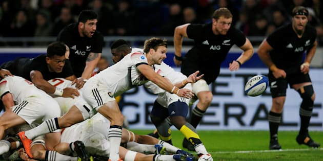 Le XV de France s'est une nouvelle fois incliné face à la Nouvelle-Zélande à Lyon ce 14 novembre 2017.