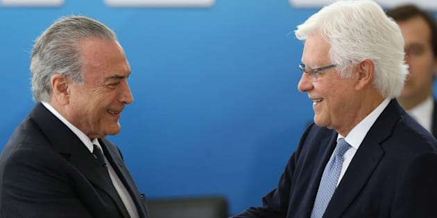 Michel Temer perde Moreira Franco no rol de ministros