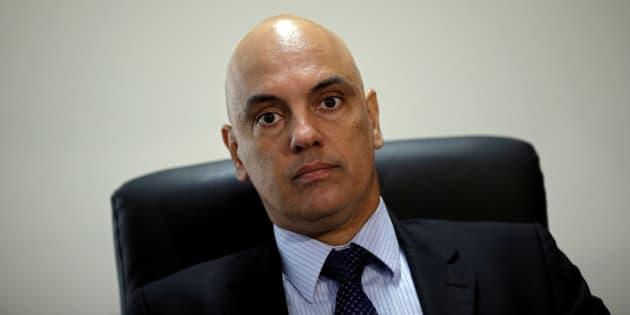 Alexandre de Moraes foi indicado por Temer a vaga no STF.