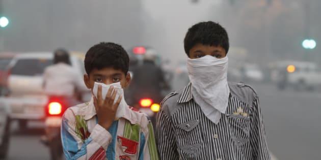 En 2016, la contaminación del aire ocasionó la muerte de 543 mil niños de menos de cinco años y de 52 mil niños de cinco a 15 años a causa de infecciones respiratorias, alertó la OMS.