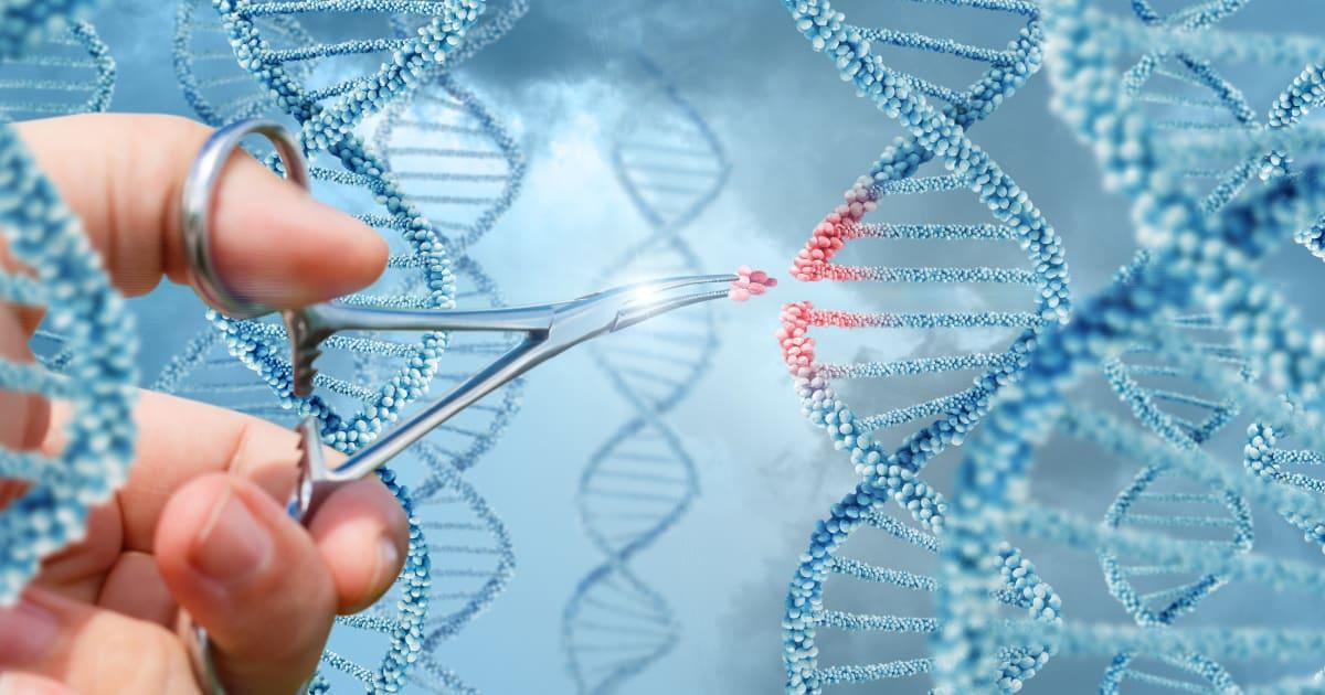 Pour la première fois des scientifiques ont modifié l'ADN dans un homme vivant