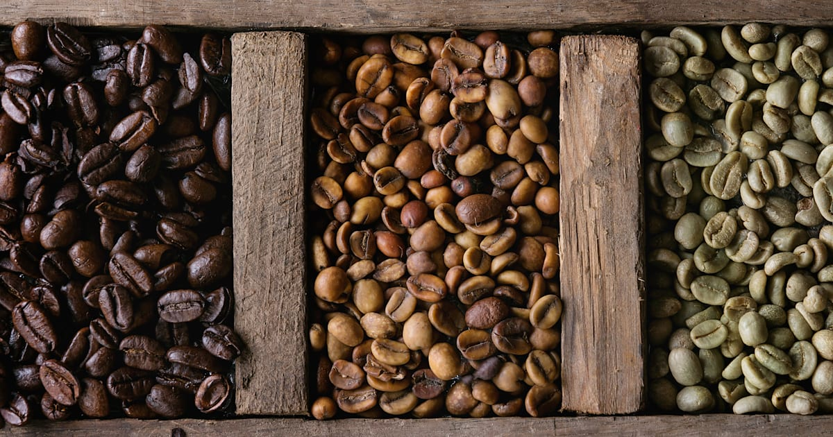 Lighter Coffee Beans Are Better For Your Health | HuffPost ...