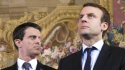 Macron respinge Valls.