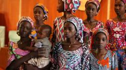 82 lycéennes nigérianes enlevées par Boko Haram en 2014 ont été