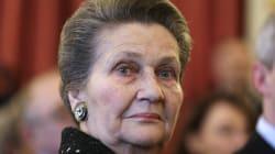 Simone Veil est décédée à 89