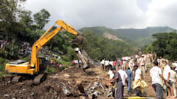 Massive Landslide In Himachal Kills 46; Many Still Feared To Be Trapped Under The