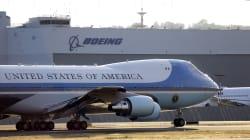 Trump 'derriba' a Boeing con un