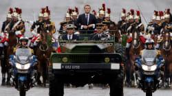 Pour son premier jour à l'Elysée, Macron a voulu se tailler un uniforme