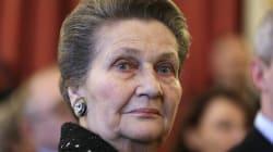 En Auschwitz, Simone Veil me regaló un vestido y creo que me salvó la