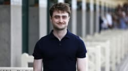 Daniel Radcliffe se précipite pour aider un passant qui vient de se faire voler son