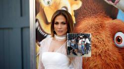 Jennifer Lopez partage une photo de son ex-mari Marc Anthony pour le soutenir après la mort de sa