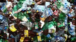 Des milliards de tonnes de plastiques s'accumulent dans la
