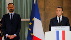 La popularité de Macron et Philippe chute brutalement en
