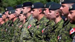 Les militaires canadiens en Lettonie aux premières loges des exercices